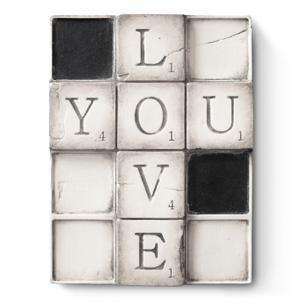 Sid Dickens Love You Memory Block WP01