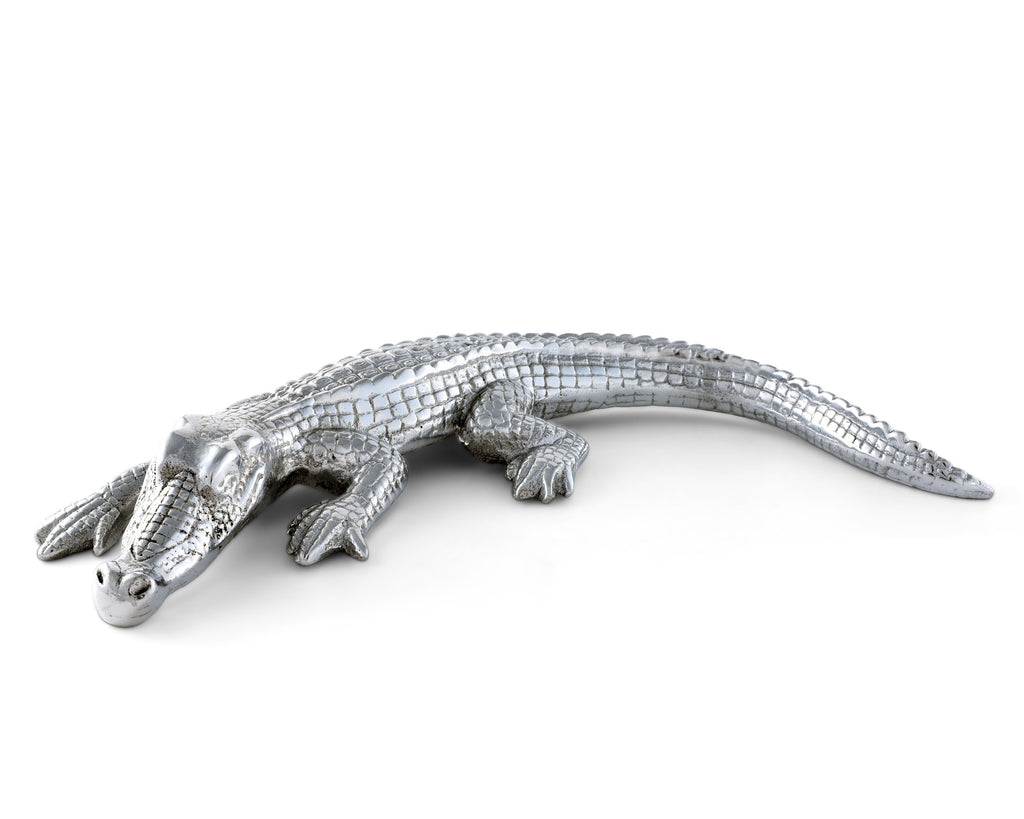 Arthur Court Alligator Large Figurine 500014