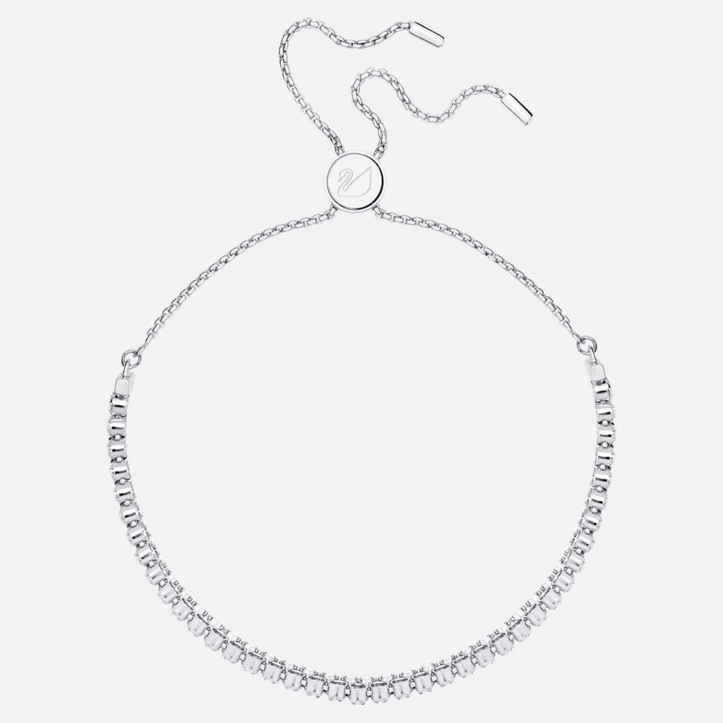 Swarovski Jewelry Subtle Bracelet White Rhodium Plated 5221397