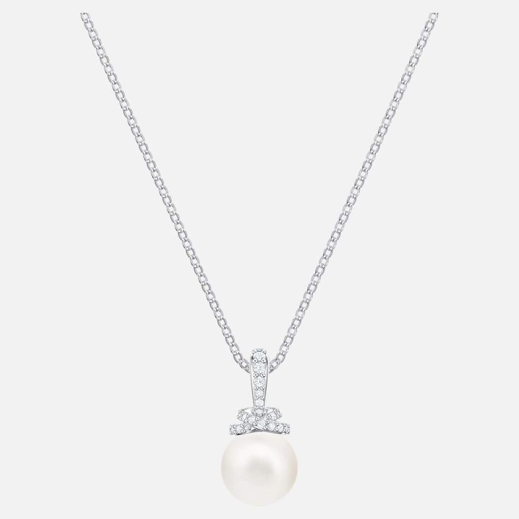 Swarovski Jewelry Subtle Originally Pendant White Rhodium Plated 5452584