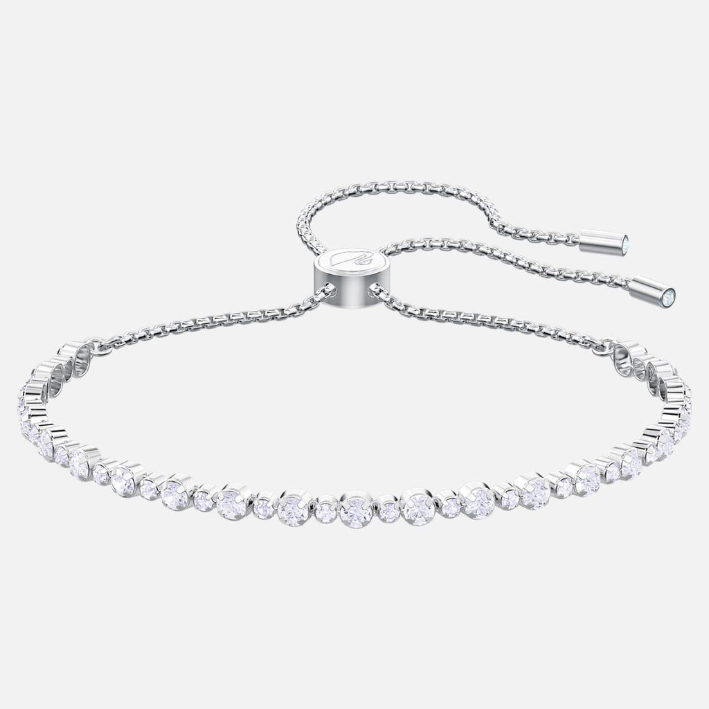 Swarovski Jewelry Subtle Bracelet White Rhodium Plated 5465384