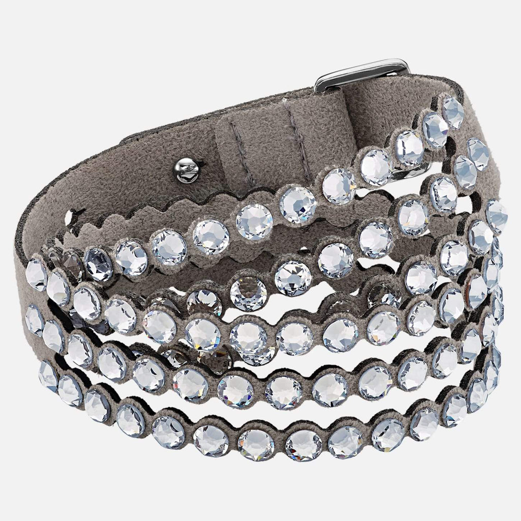 Swarovski Jewelry Slake Power Collection Bracelet Gray 5511698