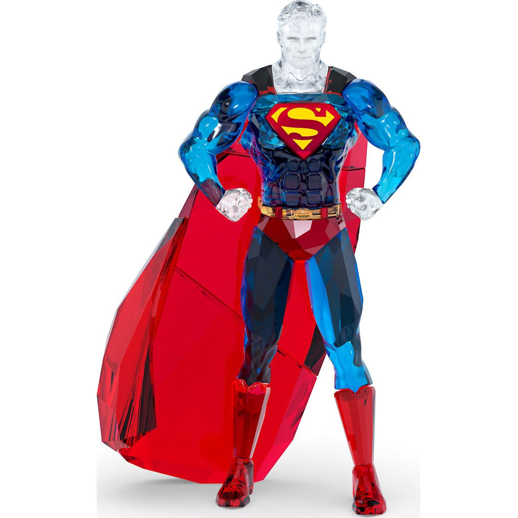 Swarovski Crystal Superman Figurine 5556951