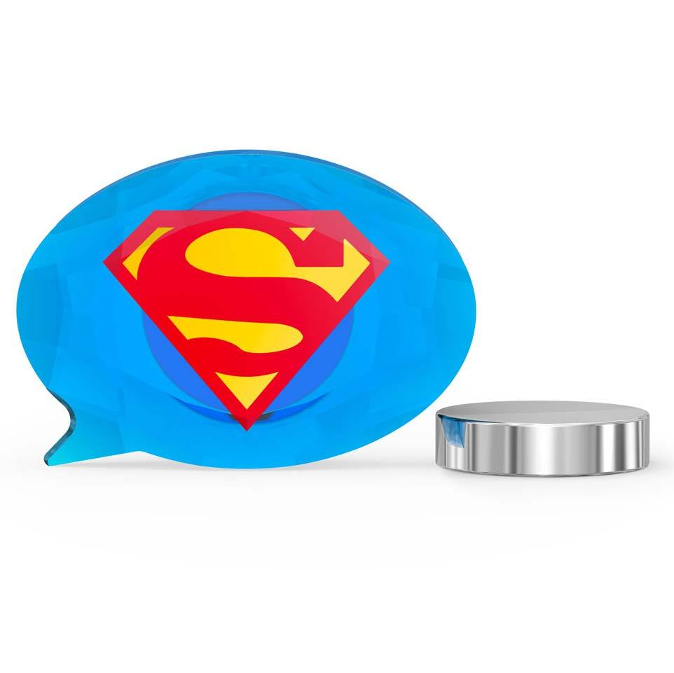 Swarovski Crystal Superman Logo 5557488