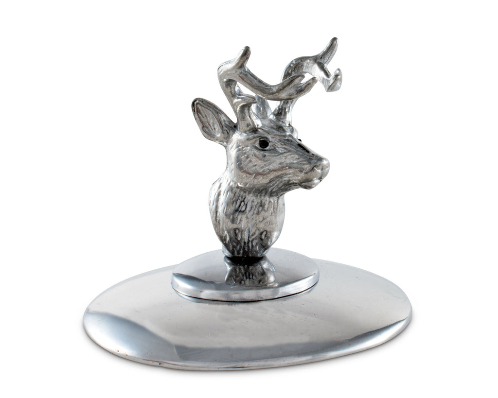 Arthur Court Deer Napkin Weight 67B34