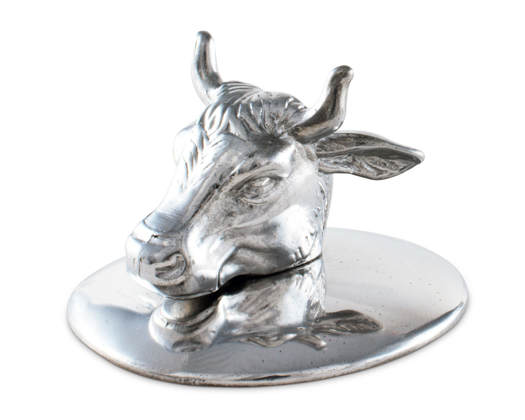 Arthur Court Bull Napkin Weight 67W35
