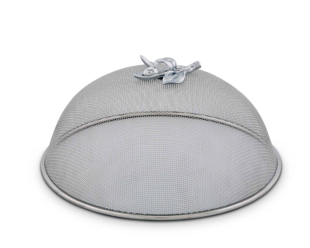 Arthur Court Oak Leaf / Acorn Stainless Mesh Picnic Cover 819L12