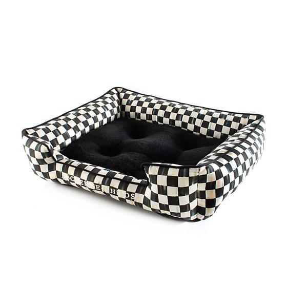 Mackenzie Childs Courtly Check Lulu Pet Bed Small 97902-007