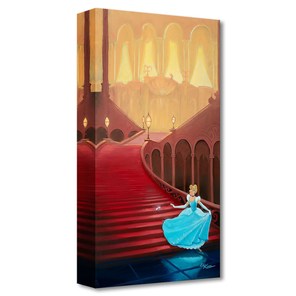 Disney Fine Art - At the Stroke of Midnight