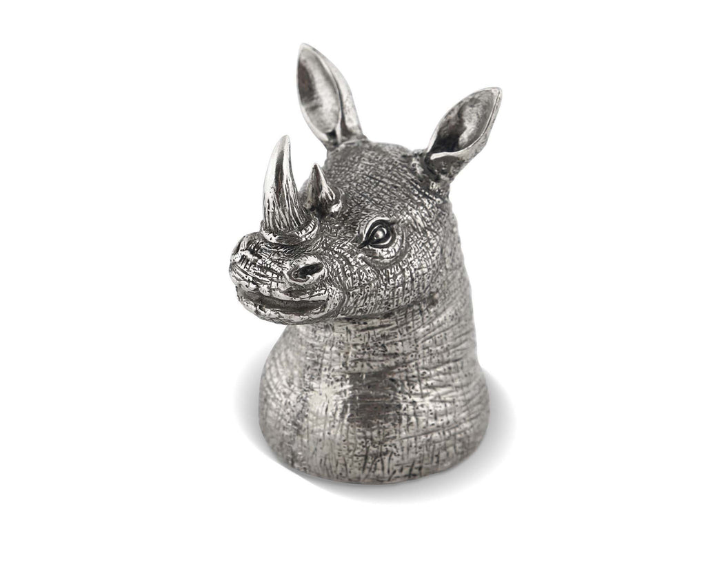 Vagabond House Safari Rhino Pewter Bottle Opener B009R