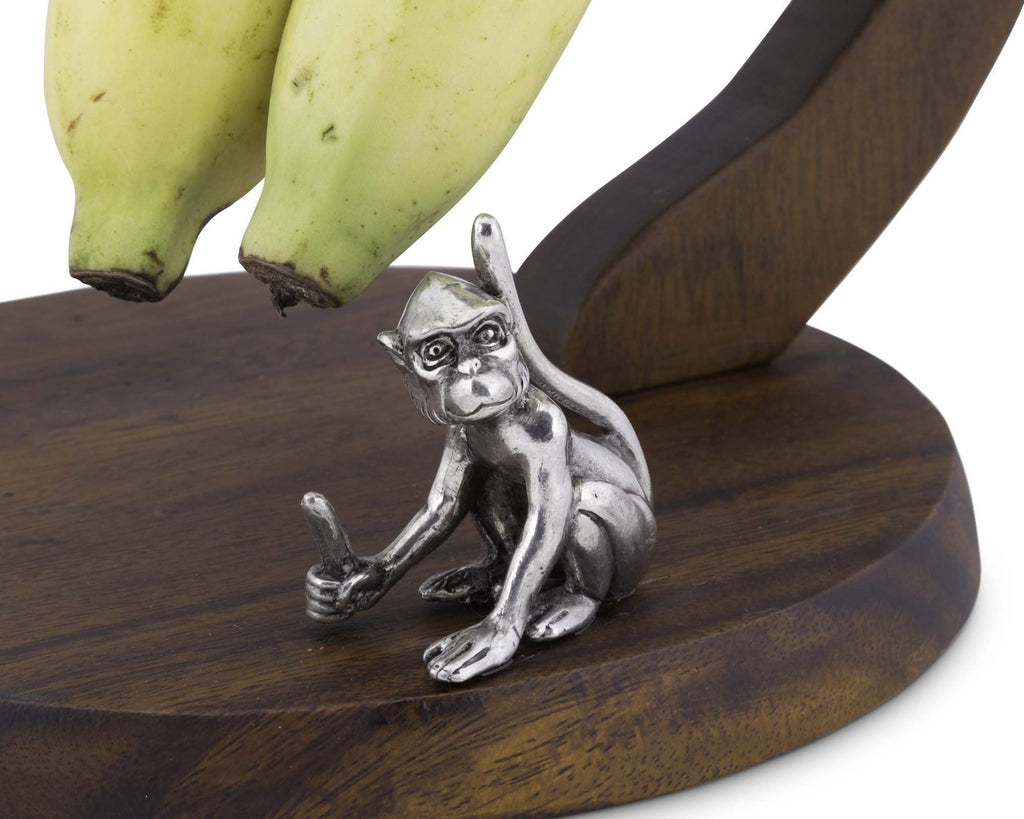 Vagabond House Safari Monkey Tree Banana Holder C240MT