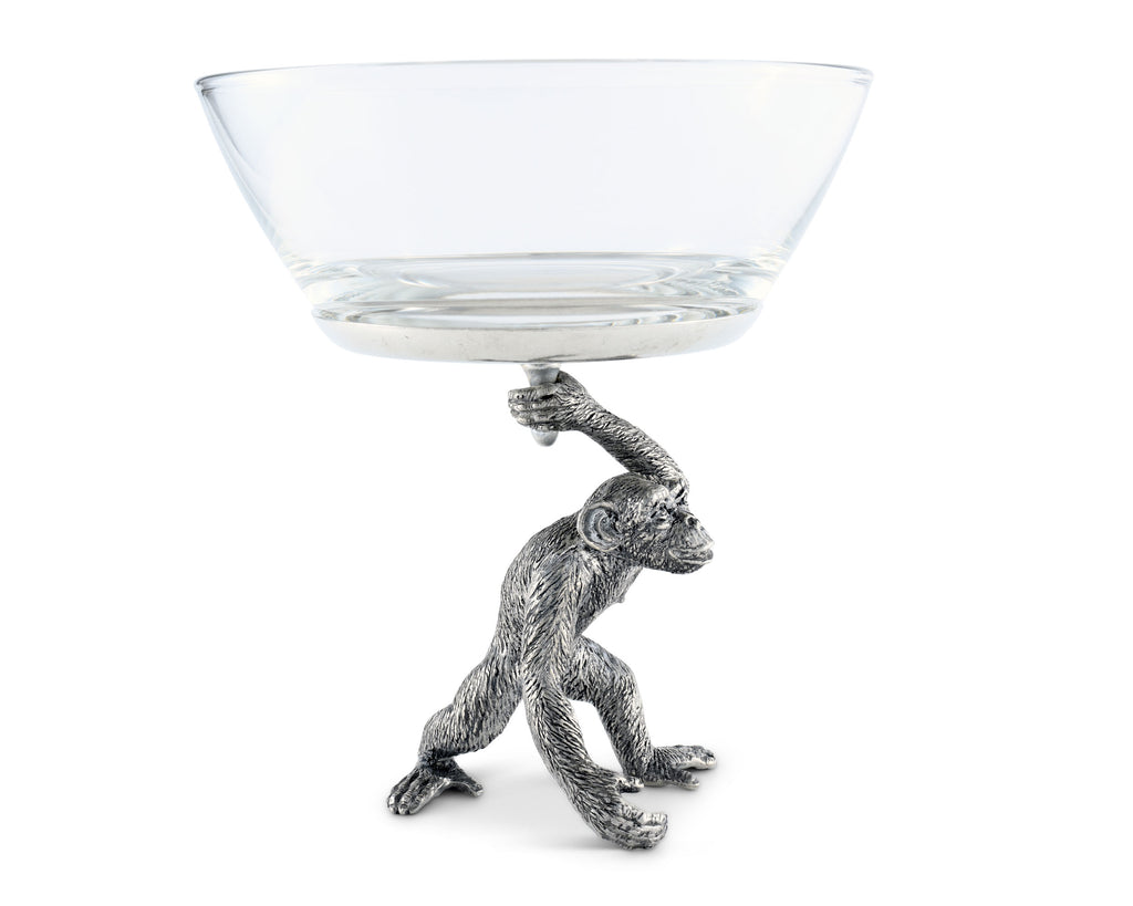 Vagabond House Safari Monkey Dip Bowl C413M