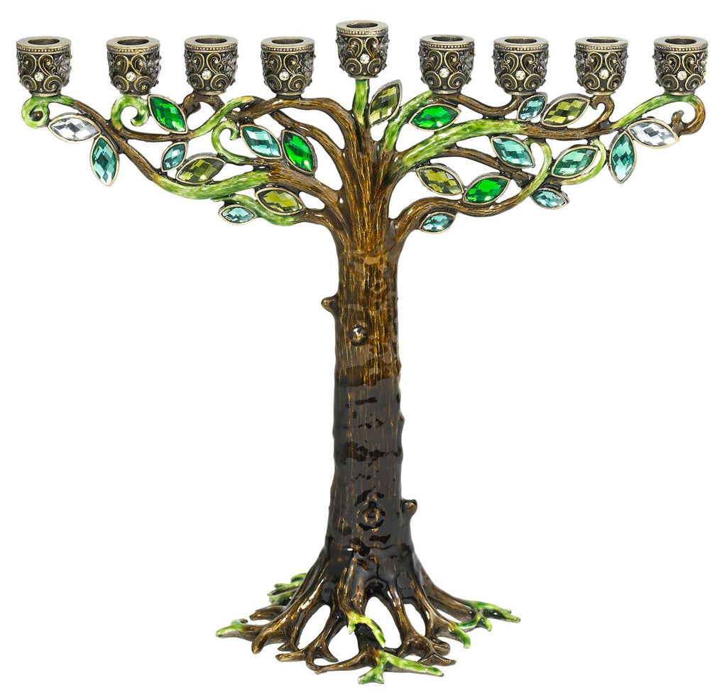 Olivia Riegel Tree Menorah CH1703