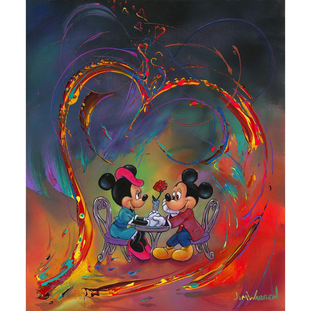 Disney Fine Art - Every Day is Valentine's Day