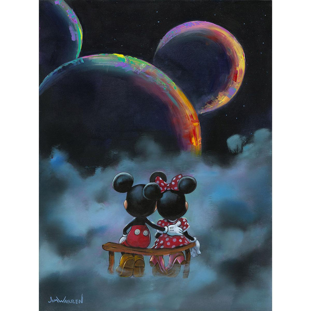Disney Fine Art - The Planets Aligned