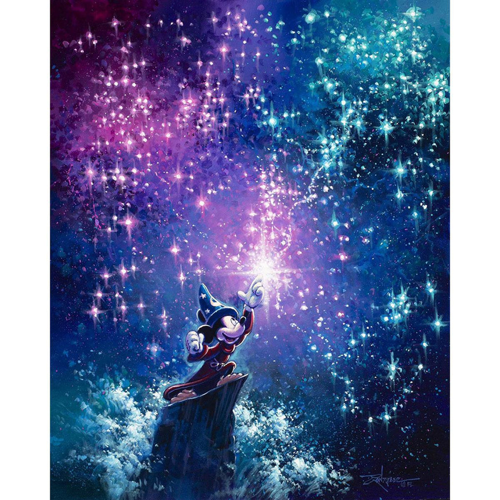 Disney Fine Art - Sorcerer Mickey