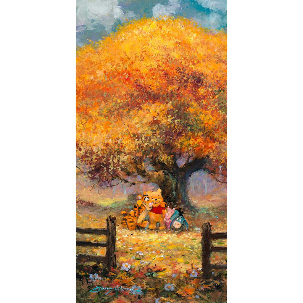 Disney Fine Art - Autumn Portrait