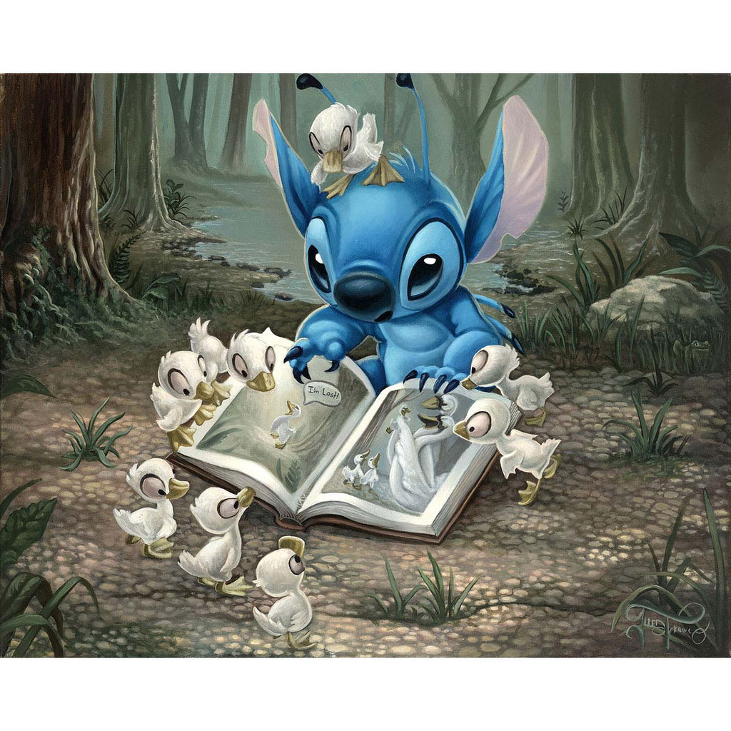 Disney Fine Art - Friends of a Feather