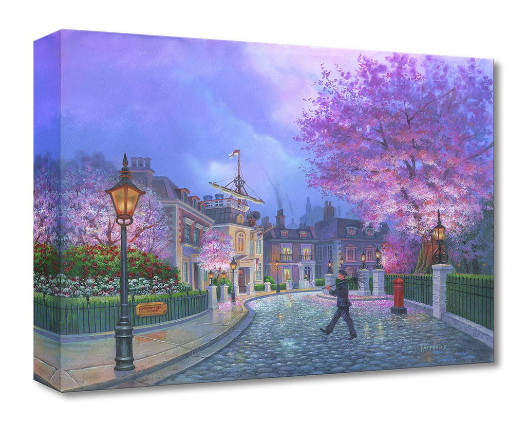 Disney Fine Art - Cherry Tree Lane