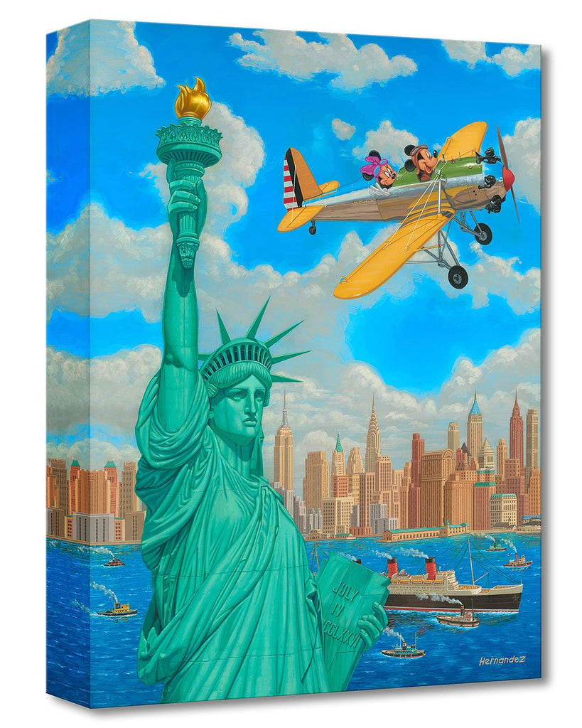 Disney Fine Art - Freedom Flight