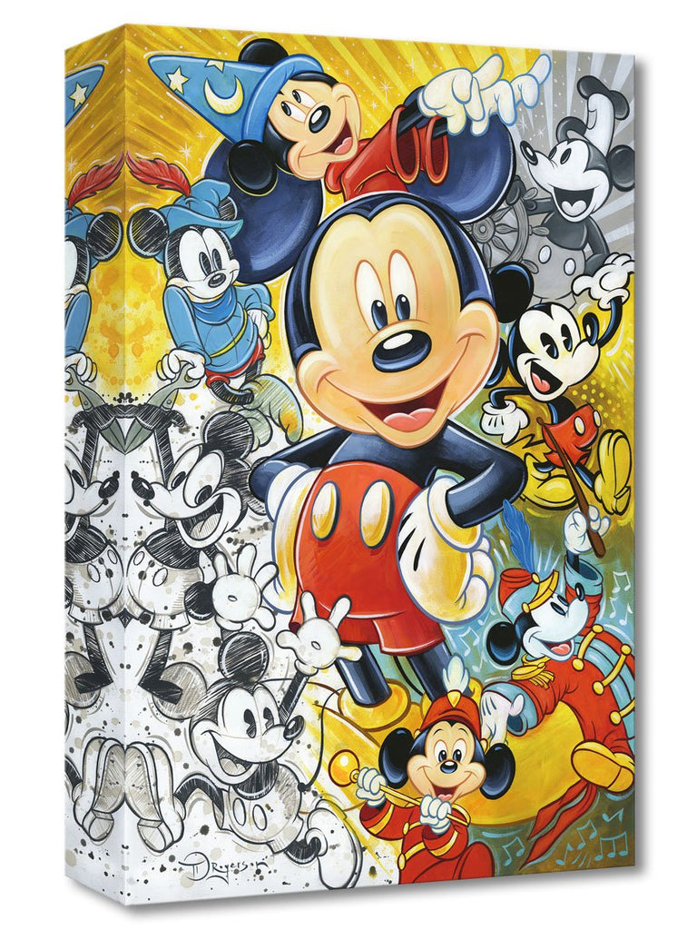 Disney Fine Art - 90 Years of Mickey Mouse