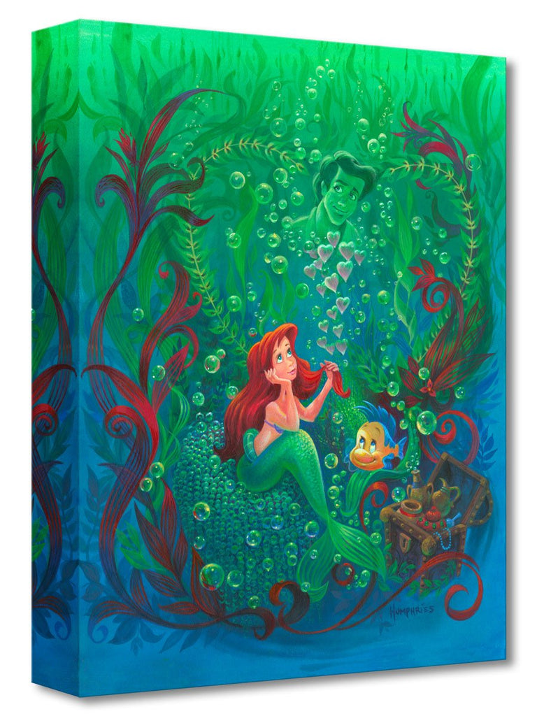Disney Fine Art - Forever in My Heart