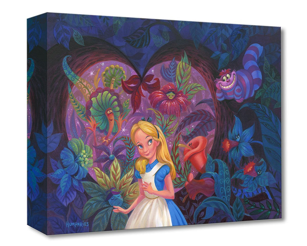 Disney Fine Art - In the Heart of Wonderland