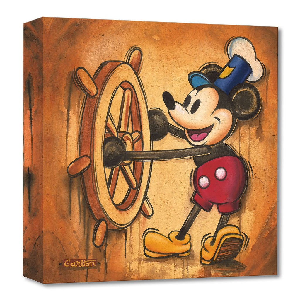 Disney Fine Art - Happy Skipper