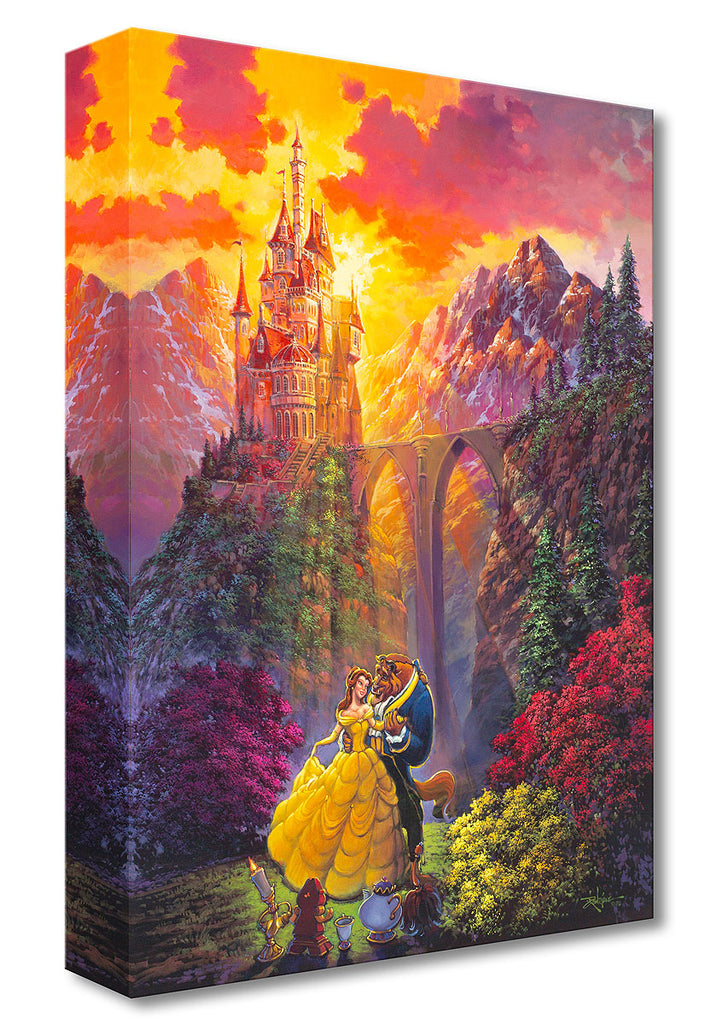 Disney Fine Art - Spring Dance - Treasures On Canvas