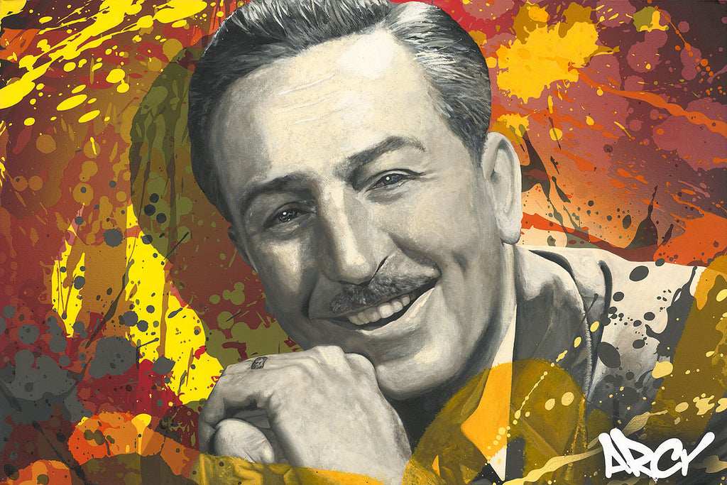 Disney Fine Art - Walt Disney