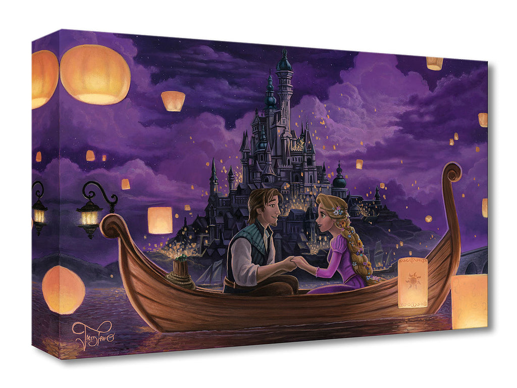 Disney Fine Art - Festival of Lights - Treasures On Canvas