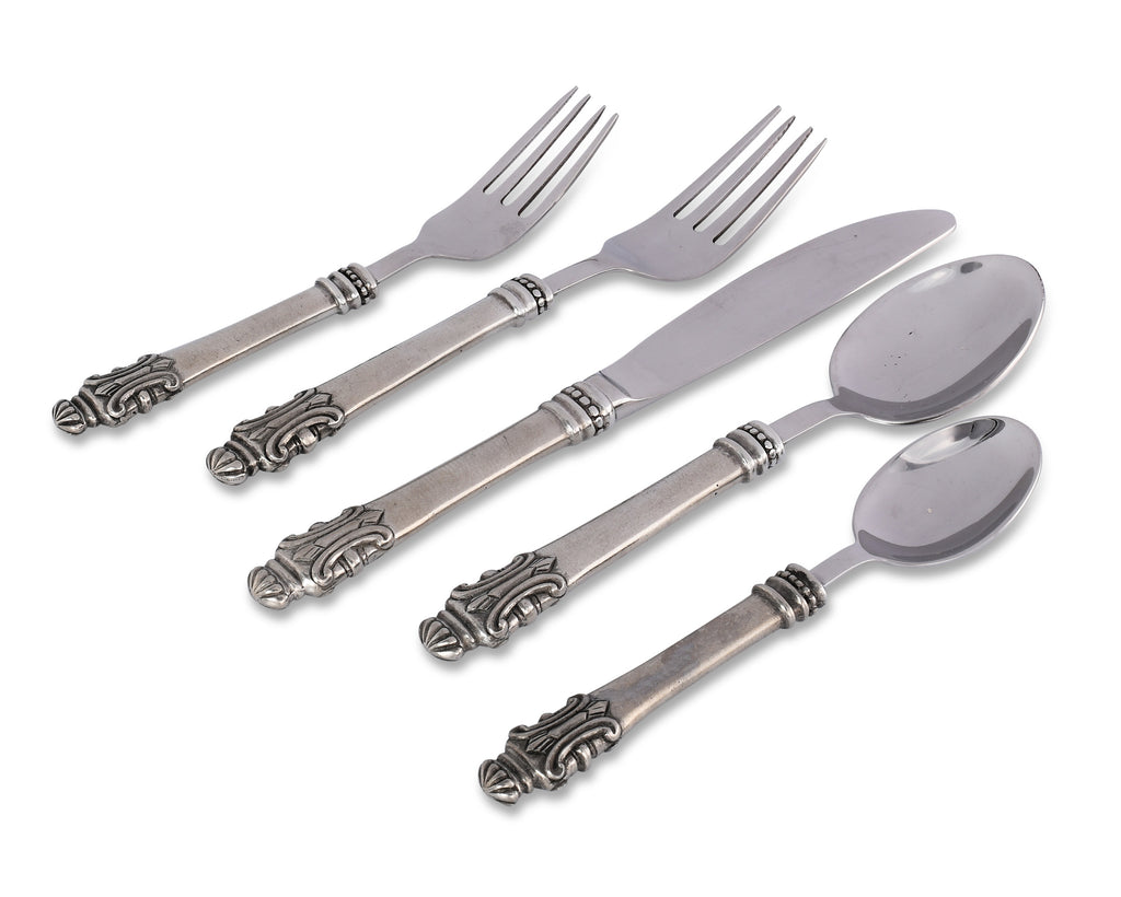 Vagabond House Medici Living Medici Lunch Flatware E1F