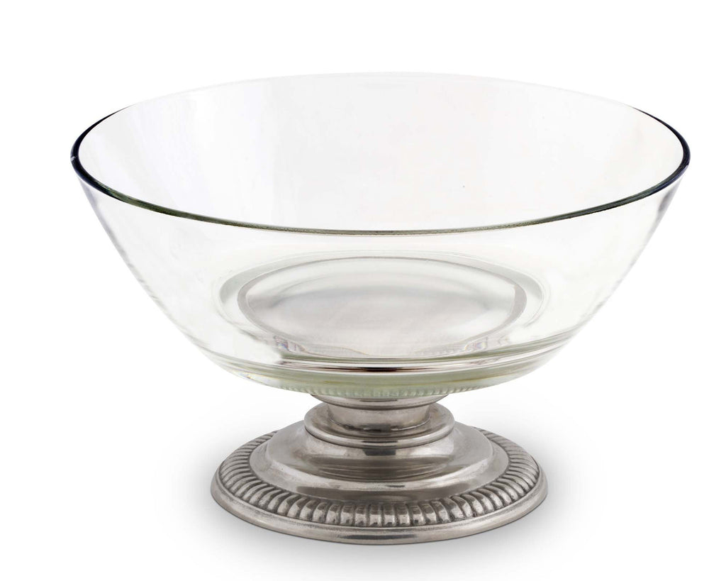 Vagabond House Medici Living Medici Serving Bowl Glass E230MD