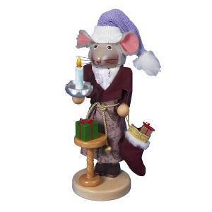 Steinbach Christmas Mouse Nutcracker ES1932