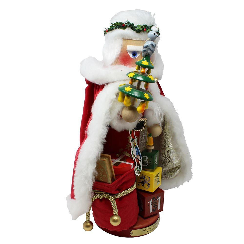 Steinbach 12 Days Of Xmas Nutcracker Part 10 ES1941