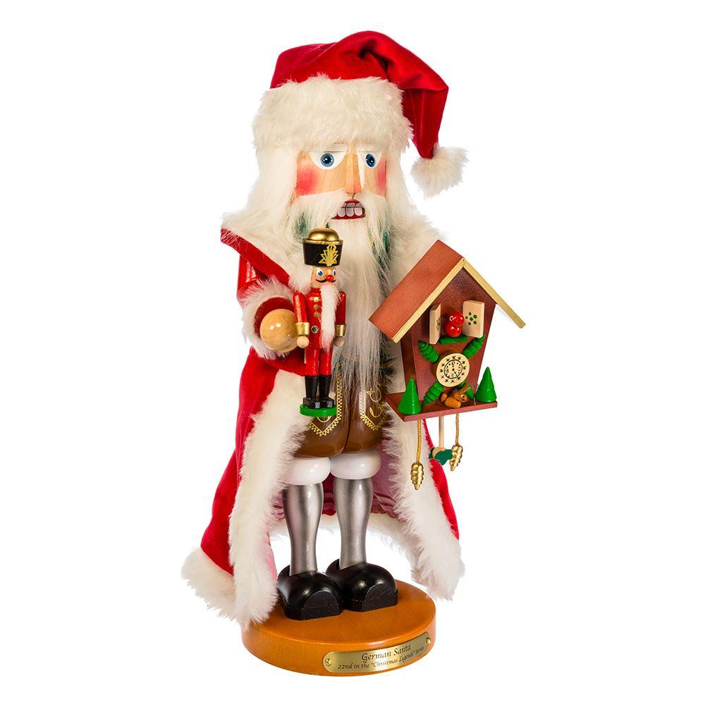 Steinbach German Santa Nutcracker ES1965