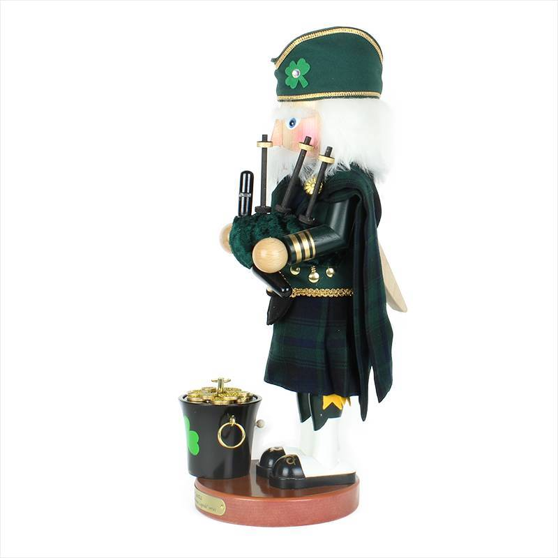 Steinbach Irish Santa Nutcracker ES1967