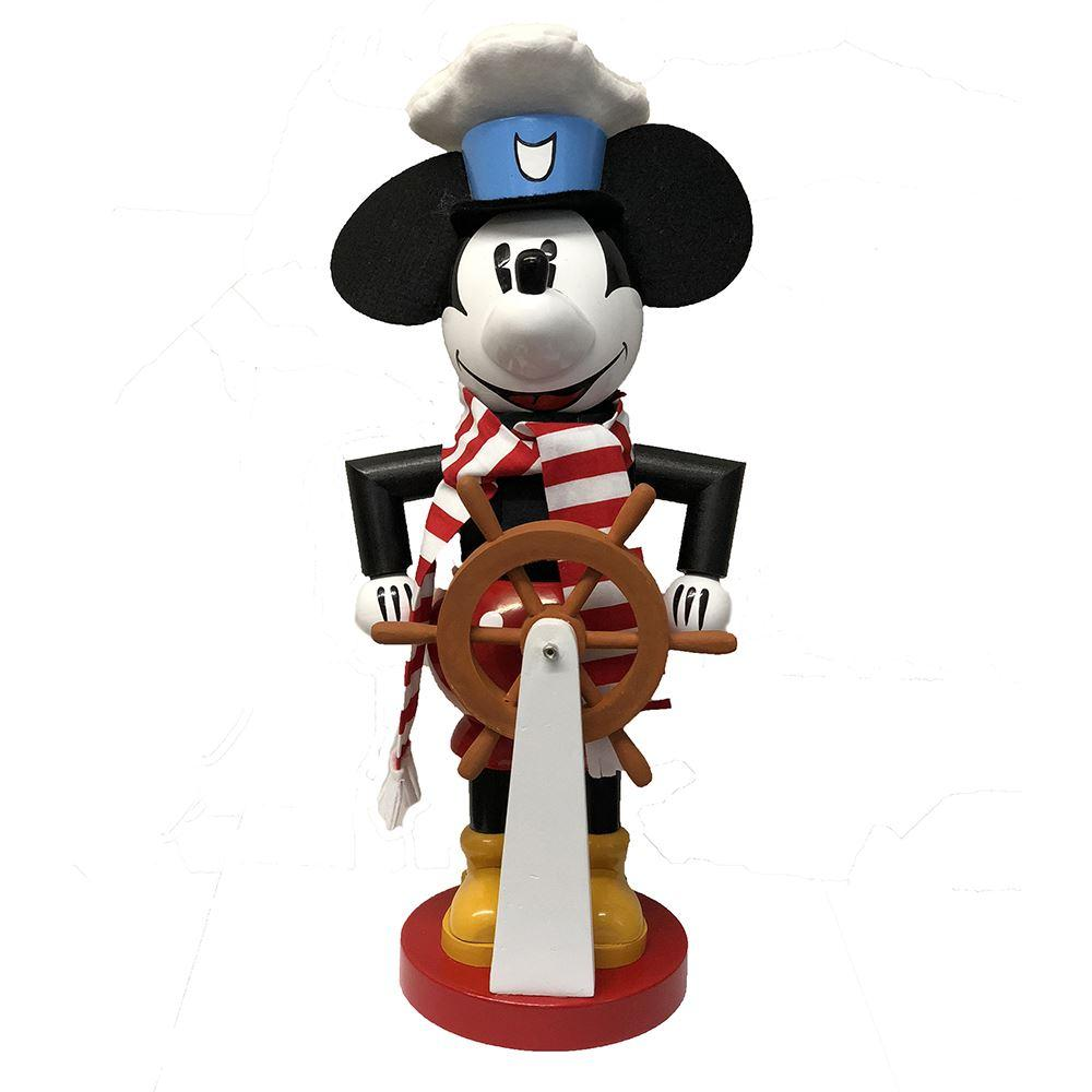 Steinbach Steamboat Willie Nutcracker ES6183