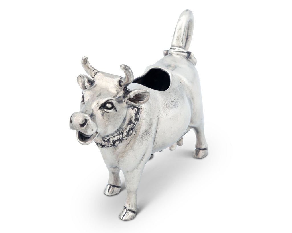 Vagabond House Garden Friends Mabel Cow Creamer G117M