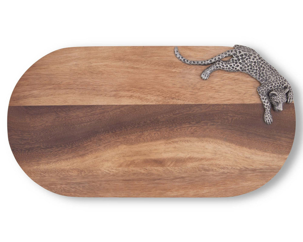 Vagabond House Safari Leopard Bar Board G252LD