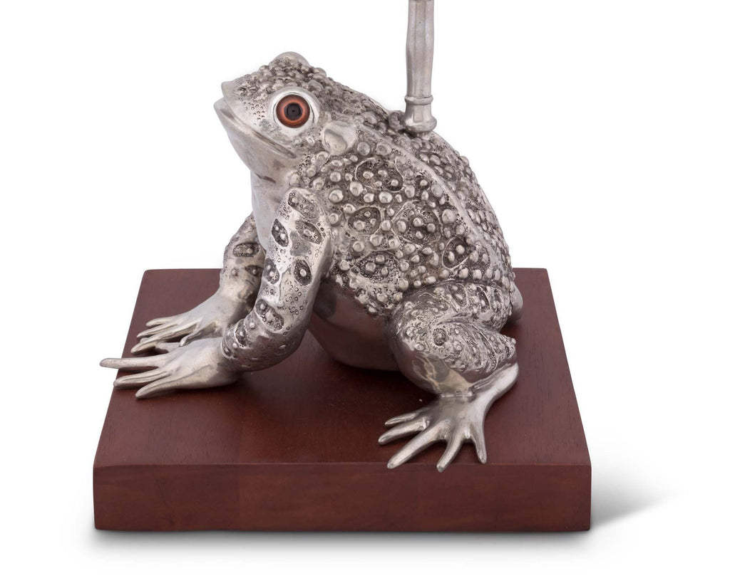 Vagabond House Tropical Tales Toad Lamp G770T