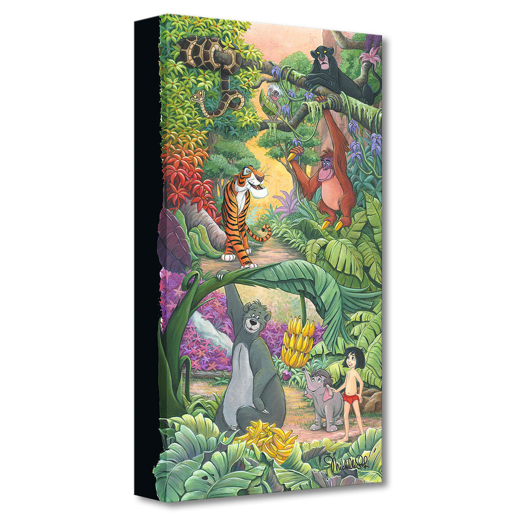 Disney Fine Art - Home in the Jungle