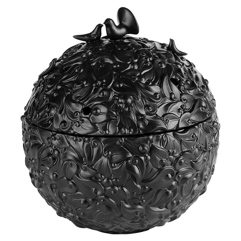 Jean Boggio Black Incense Burner JB00318B