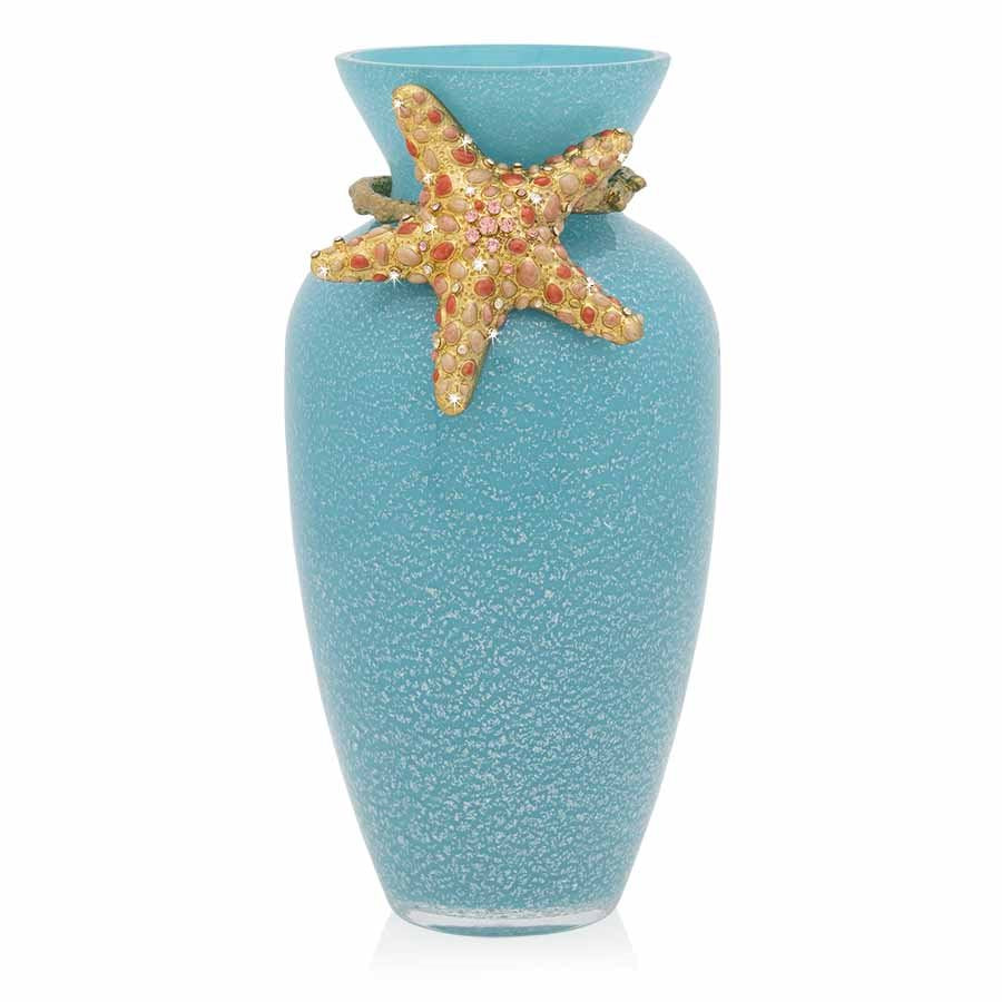 Jay Strongwater Asteria Starfish Vase SDH2526-230