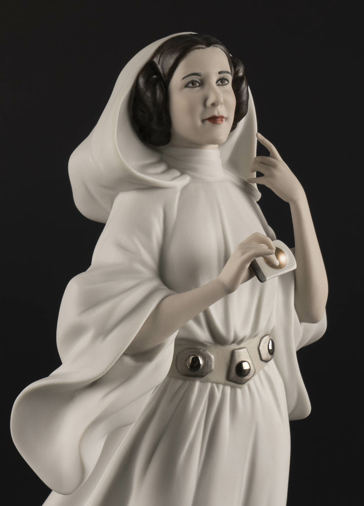 Lladro Princess Leia's New Hope Figurine 01009412