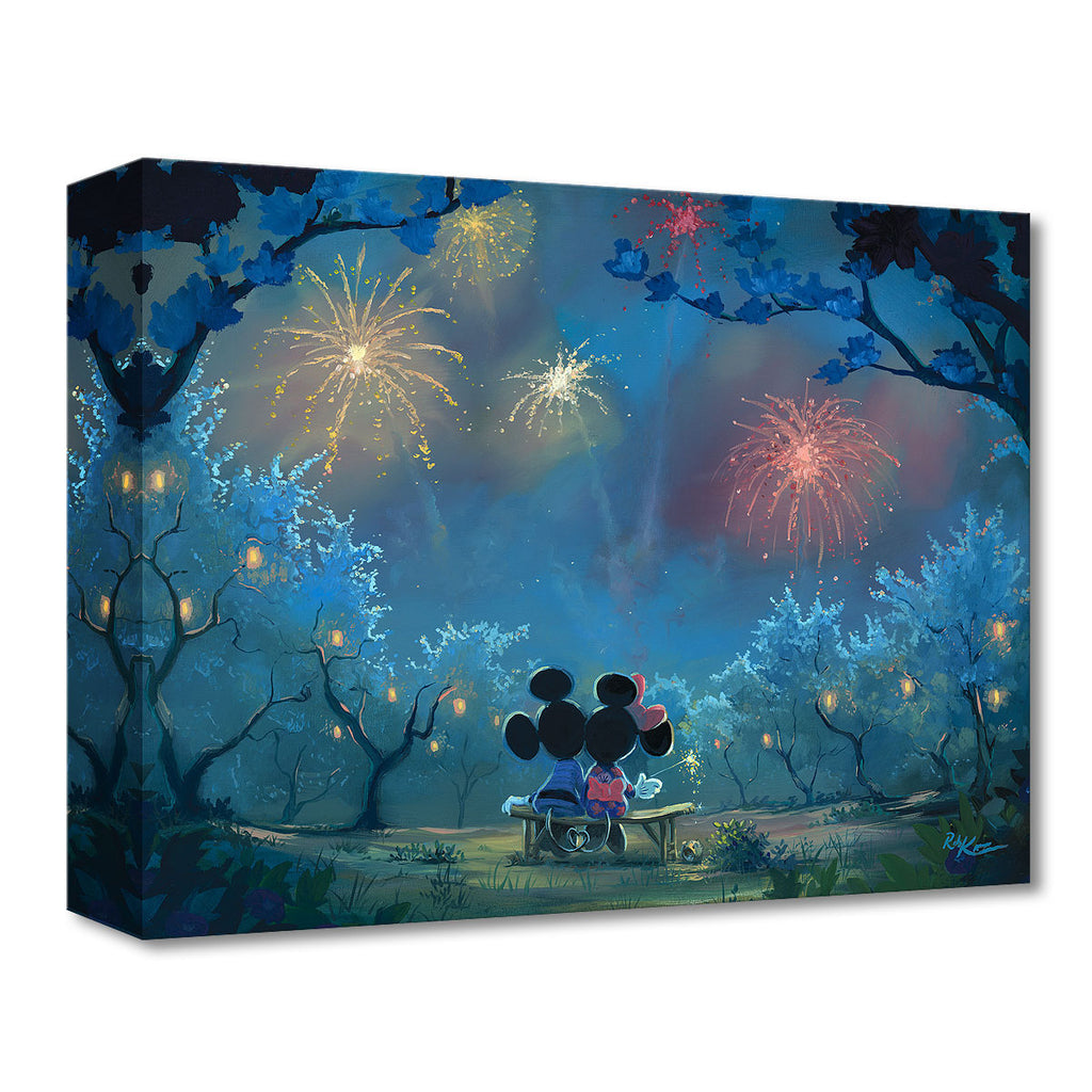 Disney Fine Art - Memories of Summer