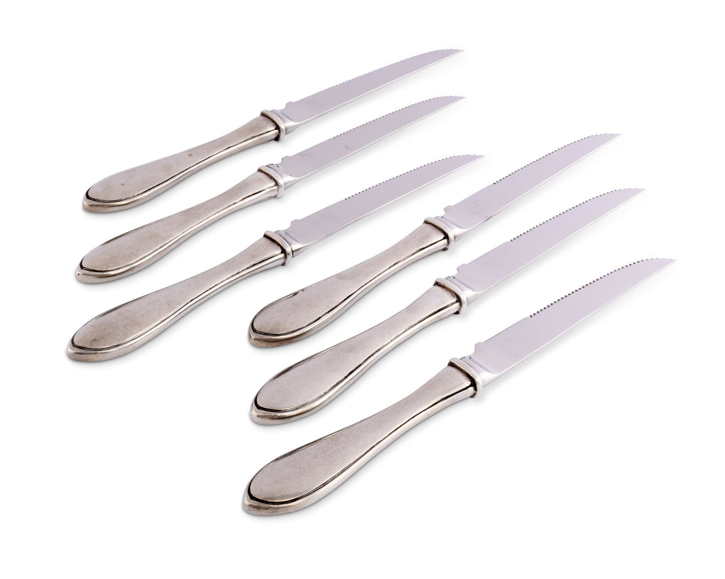 Vagabond House Medici Living Wales Steak Knife Set N2