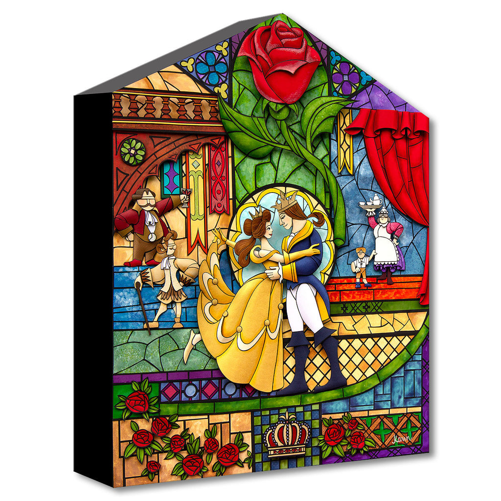 Disney Fine Art - Our Fairytale