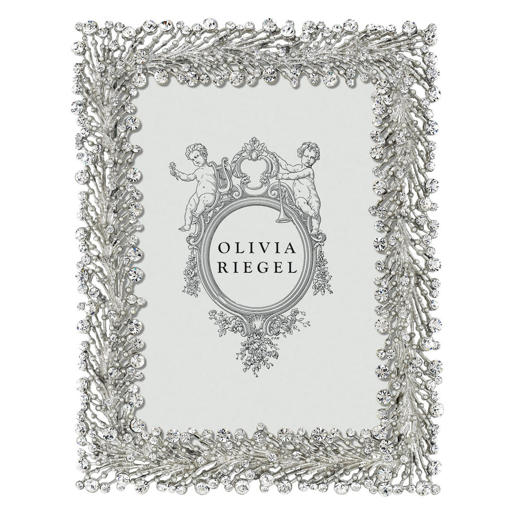 Olivia Riegel Twinkles 5 x 7 Frame with Decorative Metal Back RT7857