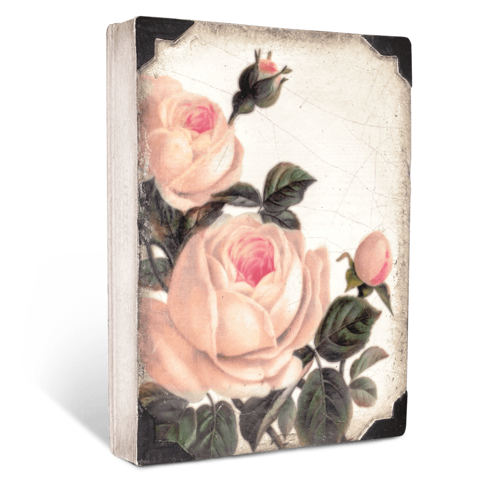 Sid Dickens Gentle Rose Memory Block T464
